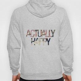 Actually // Happy Hoody
