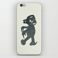 Film Mummy iPhone & iPod Skin