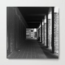 path III __ antwerp Metal Print