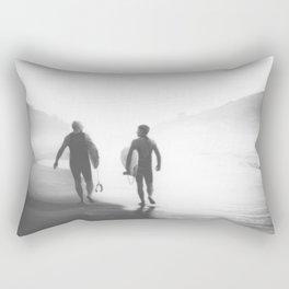 Surfers bond Rectangular Pillow