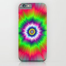Explosive Tie-Dye iPhone 6 Slim Case