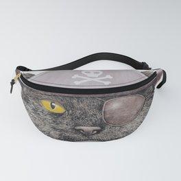 Pirate Cat Fanny Pack
