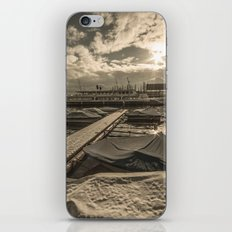 Cold Boats iPhone & iPod Skin