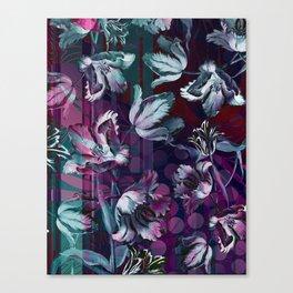 Tulip Floral Canvas Print