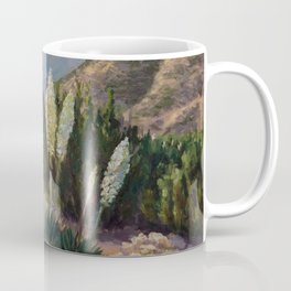The Sentinels of the California Desert Coffee Mug