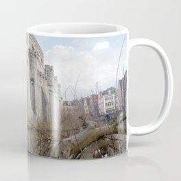 Gravensteen from Ghent Coffee Mug
