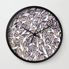 railsea Wall Clock
