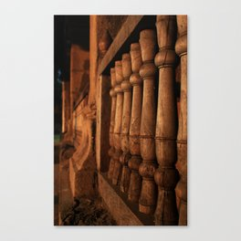 View of Shaniwar Wada Canvas Print