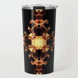 Fire Cross Travel Mug