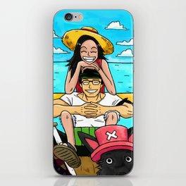Happy Pirates iPhone Skin