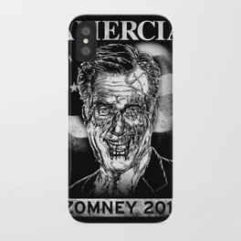 Zomney for Amercia iPhone Case