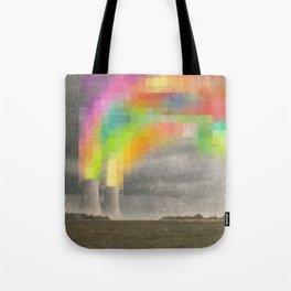 Atomic Peace Tote Bag