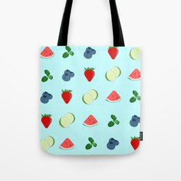 Mojito Madness Tote Bag