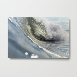 Summer Swell Metal Print