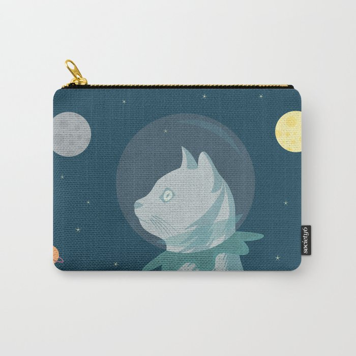 Dreaming about Space Carry-All Pouch