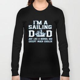 Sailing Dad Long Sleeve T-shirt