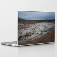 mars Laptop & iPad Skins featuring Mars by Lexi Colt
