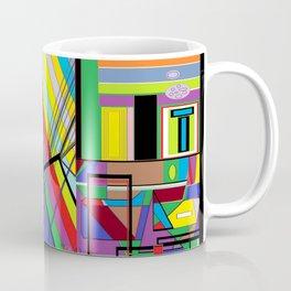 Geometry Abstract Coffee Mug