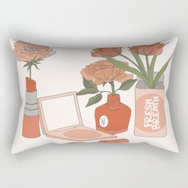 Girl Gang Essentials Rectangular Pillow