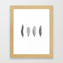 New Species Framed Art Print