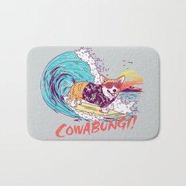 Cowabungi! Bath Mat
