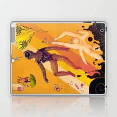 La chute vers le haut (The Upward Fall) Laptop & iPad Skin