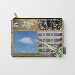 An der Schwelle zur Freiheit · a day with Magritte 1 Carry-All Pouch