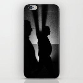 ghosts iPhone Skin