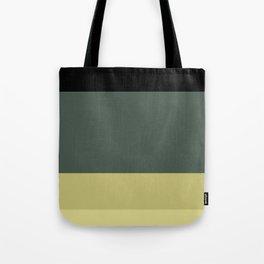 Contemporary Color Block VII Tote Bag