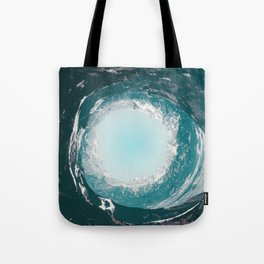 Throat of the World Tote Bag