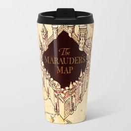 Marauders Map Travel Mug