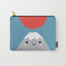 Mt Fuji Carry-All Pouch