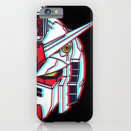 Gundam RX-78 iPhone Case