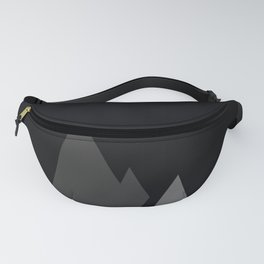 The Mountains Fanny Pack