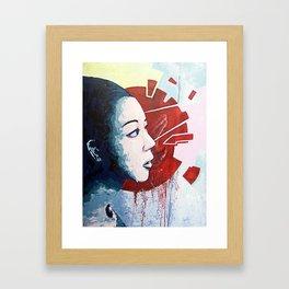 Expectativa. Framed Art Print