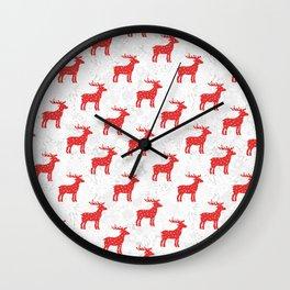 Christmas, Christmas! Wall Clock