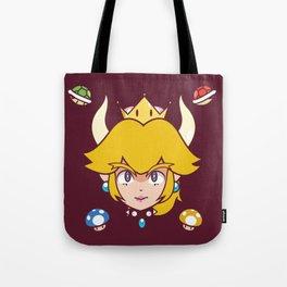 Queen Koopa Tote Bag