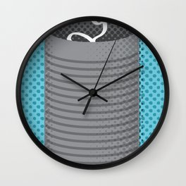 Can You Hear Me? Wall Clock