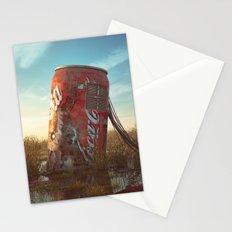 Coke Stationery Cards