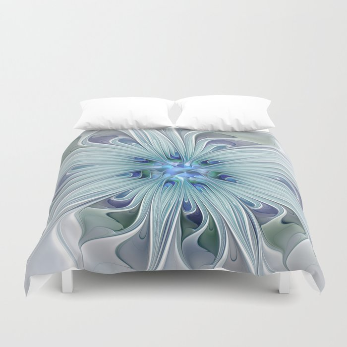 Another Floral Beauty Duvet Cover