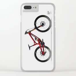 YT Tues CF PRO Clear iPhone Case