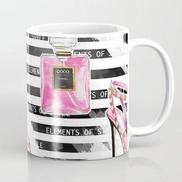 Perfume & Shoes #3 Coffee Mug