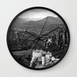 Meteora Wall Clock