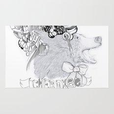 Cherokee Bear Rug