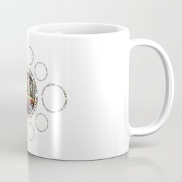 Times Square New York City (multi badge emblem) Coffee Mug
