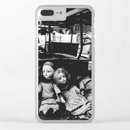 Three Sisters Clear iPhone Case