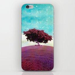 SUMMER HILL iPhone Skin