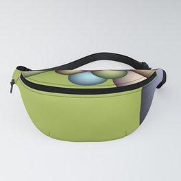 window curtain - less is more -4- Fanny Pack