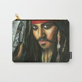 A Pirate's Life for Me Carry-All Pouch