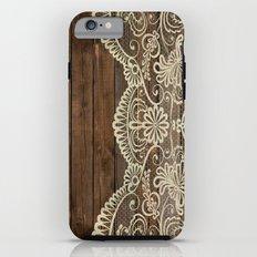 WOOD & LACE Tough Case iPhone 6
